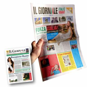10 jaar Il Giornale!